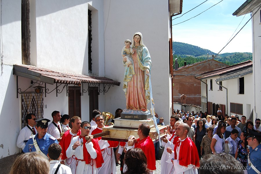 Религиозный праздник в Италии