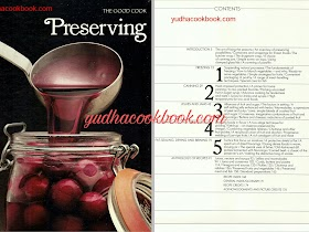 PRESERVING - THE GOOD COOK