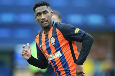 Shakhtar Donetsk's Brazilian young star, Tete fantasies about lifting trophies for Manchester United, Barcelona or Liverpool.   The 20-year-old confronted Manchester City in this present season's Champions League group stages while in transit to four goals and four assists this season for the Ukrainian giants.