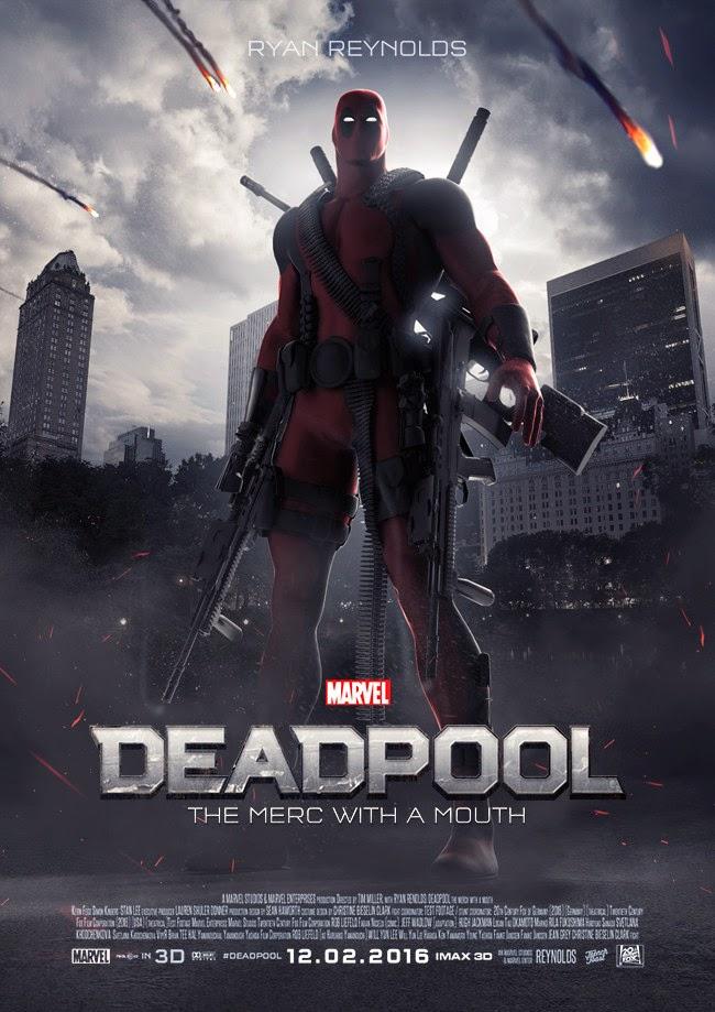 Deadpool (2016) เดดพูล [HD]