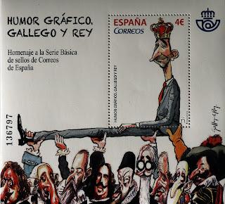 HUMOR GRÁFICO GALLEGO & REY