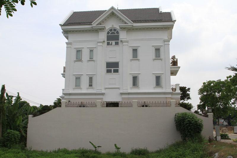 Mẫu biệt thự Thanh Hà - Mường Thanh
