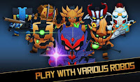 Download Game Robo War v1.0 Mod APK