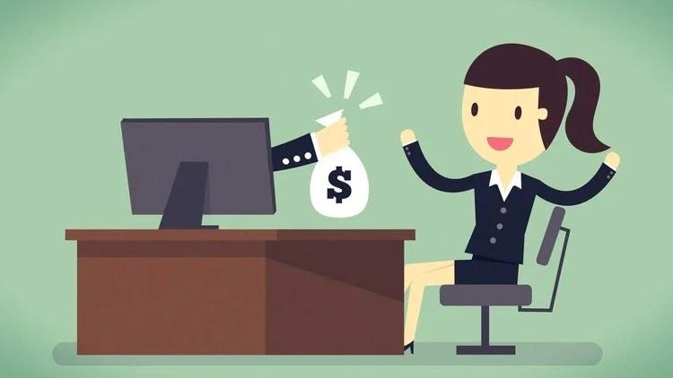 أعلى 7 طرق لكسب المال على الانترنت