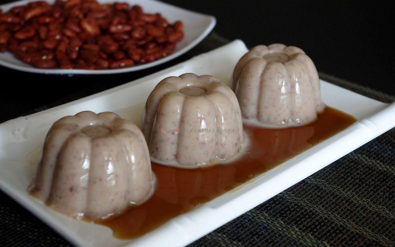 Resep Puding Kacang Merah (prokal.co)