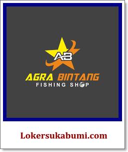 Lowongan Kerja Agra Bintang Fishing Shop Sukabumi