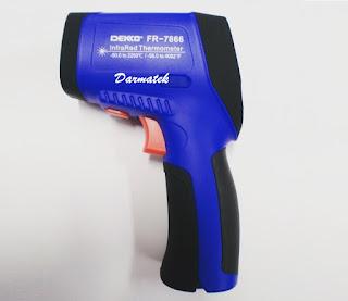 Jual Dekko FR-7866U High Temperature 2250C Infrared Thermometer