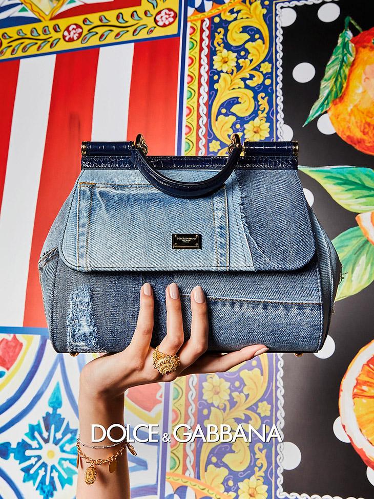Dolce & Gabbana Spring/Summer 2021 Campaign
