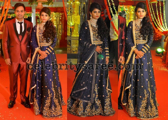 Bhuvana Sagar Sindhusha Wedding