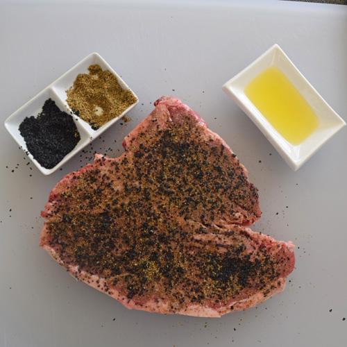 How to dry brine a porterhouse steak