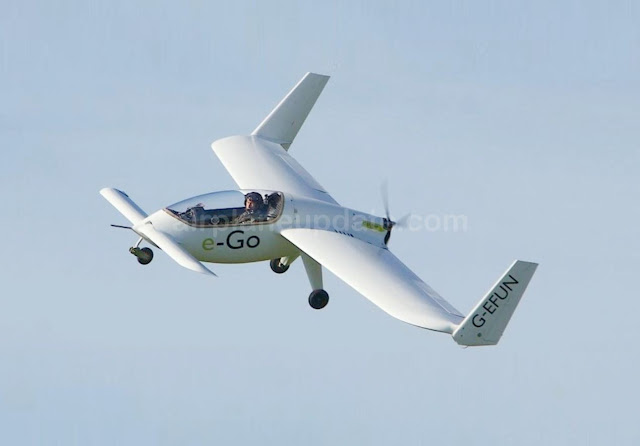 e-Go light sport aircraft