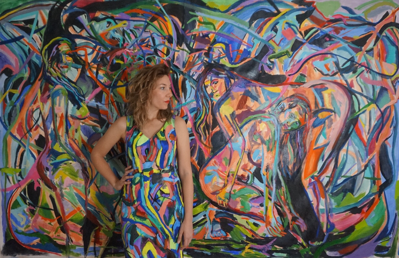 Artfully Awear Ashley Dequilla