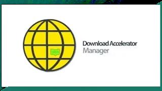 تحميل برنامج Download Accelerator Manager