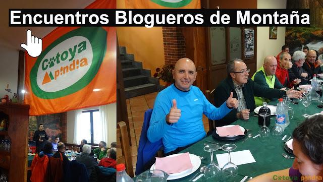 Encuentros de Blogueros de Montaña
