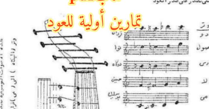 نوتة اغنية موطني بالحروف Musiqaa Blog