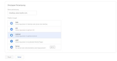 Panduan Cara Daftar Google Tag Manager Untuk Blogger