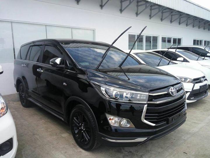 All New Innova Venturer Diesel Grand Veloz Autonetmagz Otomotif Indonesia Toyota Kijang 2017
