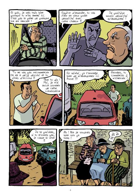 Au coin d'une ride de Thibaut Lambert aux éditions Des ronds dans l'O page 4