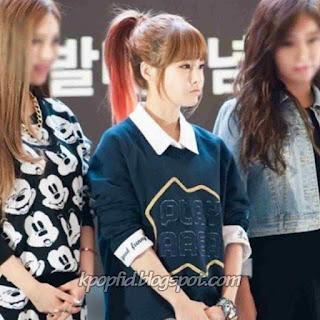 Gambar Cantik Jeon Boram T-ara Terbaru