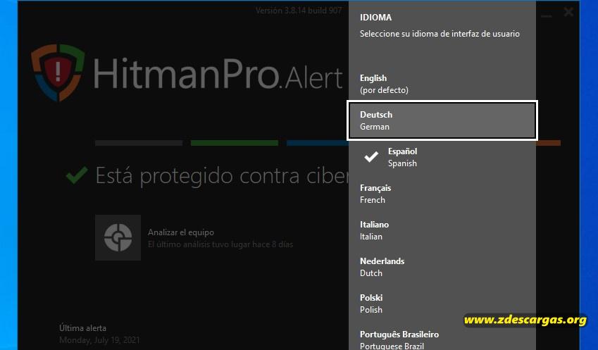 HitmanPro.Alert Full Español Activado
