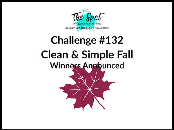 Winners Announced for Challenge #132