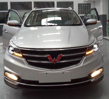 Harga Mobil Wuling Cortez 2019