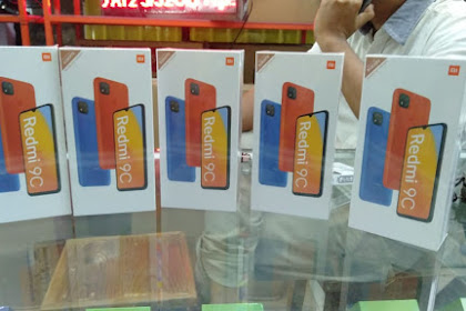 Review Xiaomi Redmi 9C HP Murah Kualitas Wah