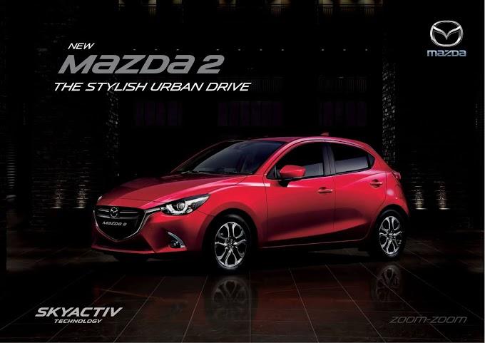 All New Mazda 2