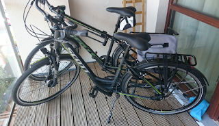 Stolen Bicycles - Scott Sub 30 & Sub 20