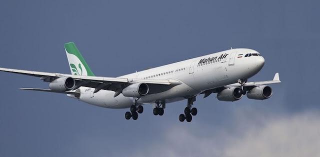 Dua Jet Tempur AS Mepet Pesawat Mahan Air Iran Di Langit Suriah, Ada Apa?