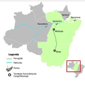 A ferrovia da Amazônia é um dos casos citados por Bolsonaro (ela está em construção).  O presidente Jair Bolsonaro garantiu, em postagem no Twitter neste sábado, que o Ministério da Saúde tem feito repasses de recursos para estruturação da saúde e a compra de equipamentos, insumos e medicamentos, em meio à pandemia de coronavírus. A publicação foi acompanhada por um vídeo que diz que o governo liberou R$ 9,9 bilhões para o combate à doença, com outros R$ 13,8 bilhões já autorizados.