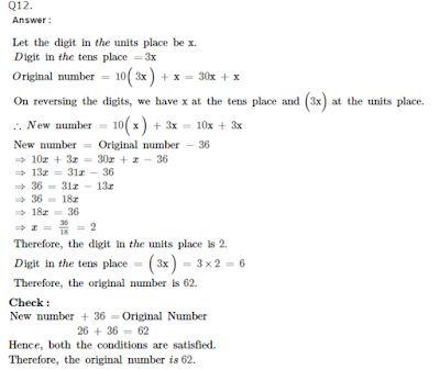 RS Aggarwal Class 8 Solutions Linear Equations 8B