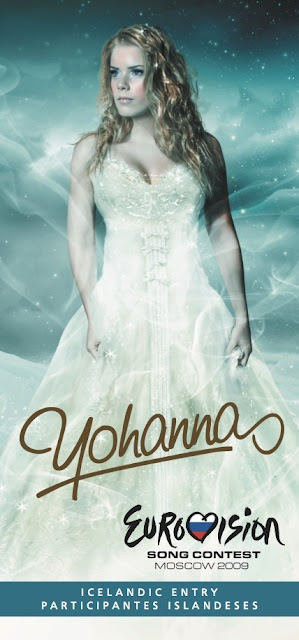 Yohanna / Is It True / Iceland / Eurovision 2009