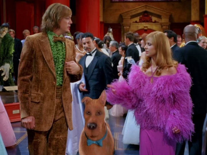 When Fashion Met Film The Icon Sarah Michelle Gellar In Scooby Doo S