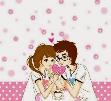 Gambar Kartun Cantik dan Cute Banget  Animasi Korea Meme