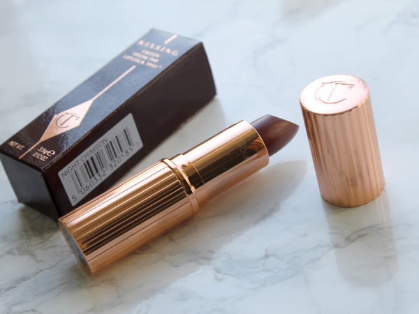 Charlotte Tilbury Kissing Lipstick - Night Crimson