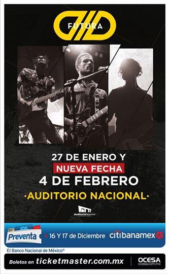 DLD en Auditorio Nacional