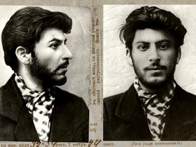 Photo de Staline datant de 1902