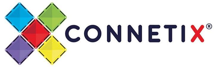 connetix magnetic tiles logo