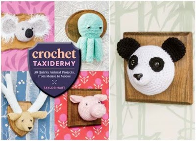 Revista Taxidermia-Amigurumi crochet 30 proyectos