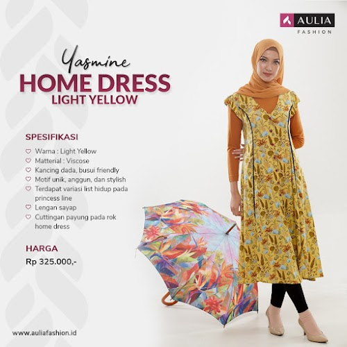 Yasmine Home dress