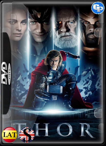 Thor (2011) DVD9 LATINO/INGLES