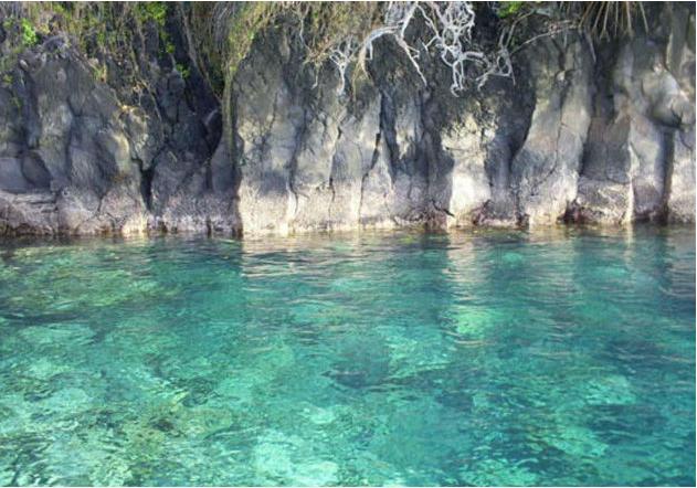 sitaro pantai air hangat temboko lehi
