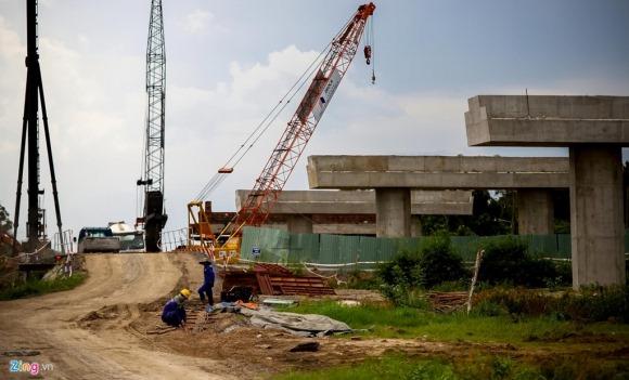 Cao tốc Trung Lương – Mỹ Thuận sau 10 năm khởi công 6