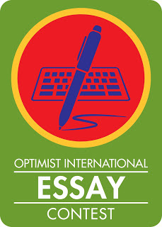 optimist international essay contest