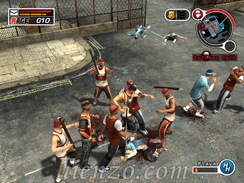Crime Life Gang Wars PC Game