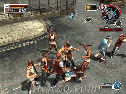 Crime Life Gang Wars PC Game