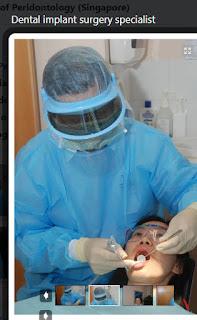 Singapore dental surgery