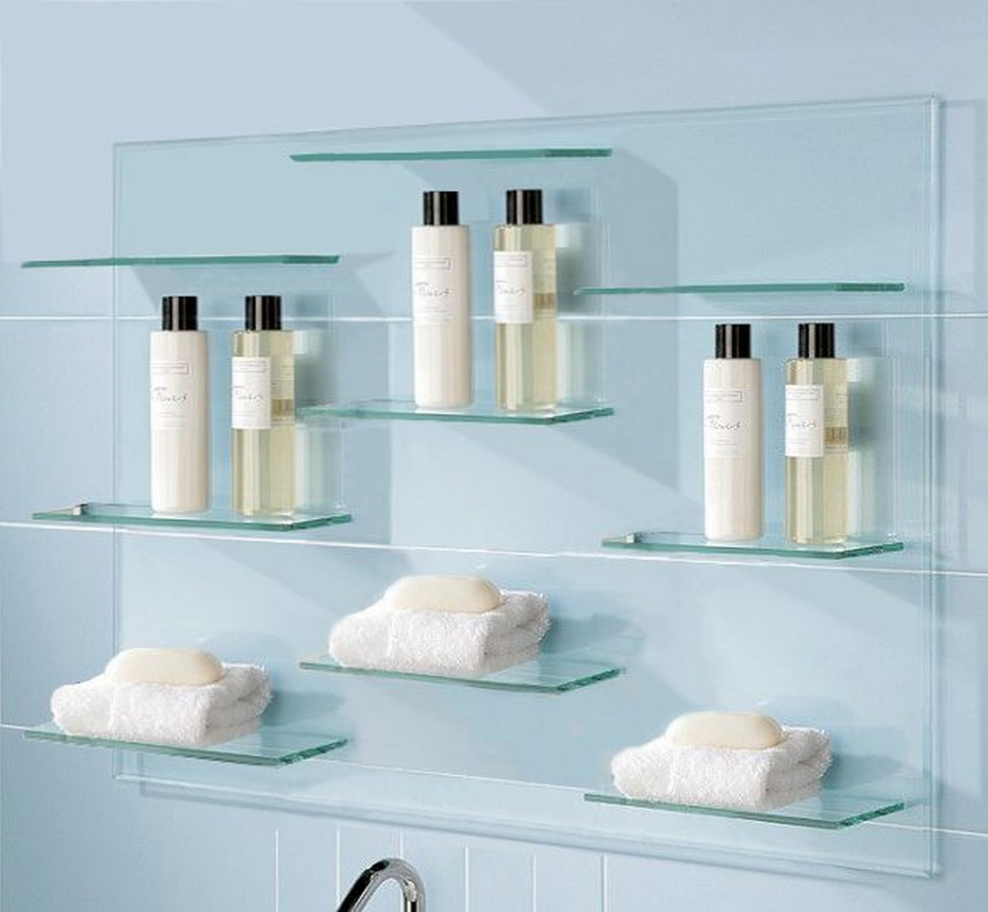 Increase Storage Space to Your Bathroom with Wall Cabinets | LED ...