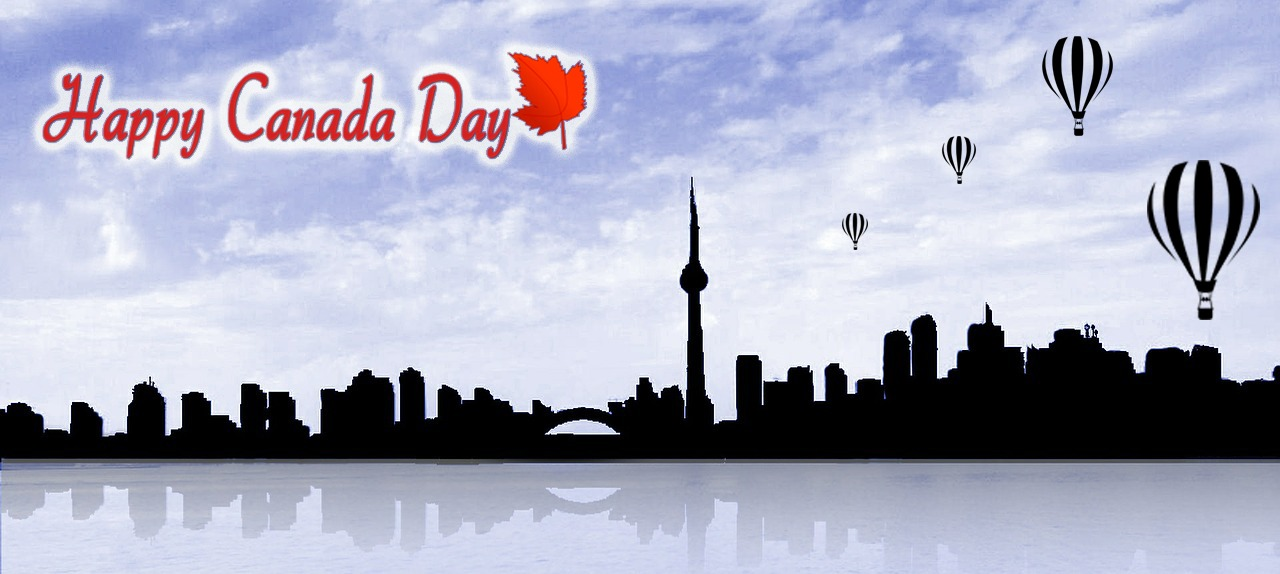 Canada Day Free Images